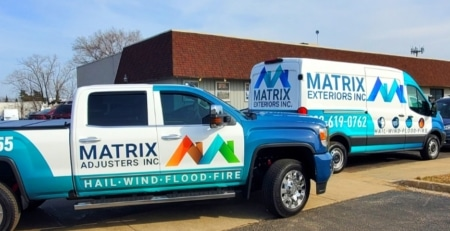 Matrix Exteriors Trucks