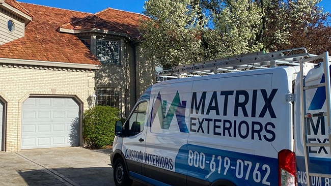 About Matrix Exteriors - A Naperville Roofing Company