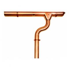 Euro Copper Gutters