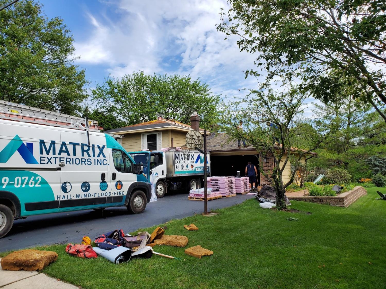Matrix Exteriors - Chicagoland Roofing Company