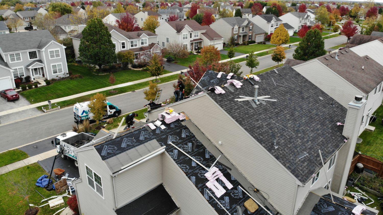 Matrix Exteriors Naperville Roofing Company
