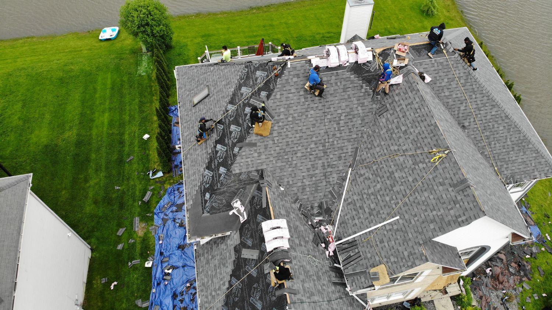 Matrix Exteriors Roofing