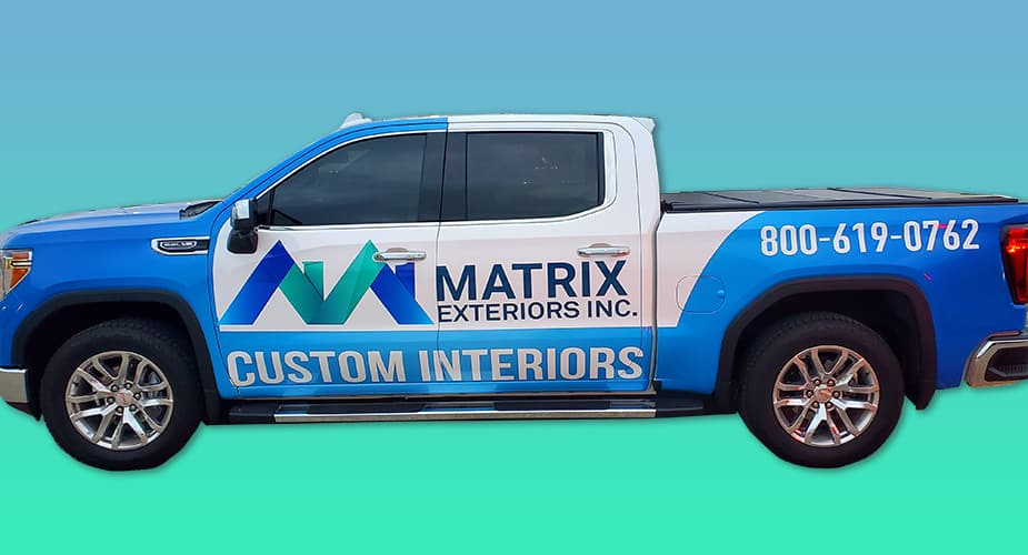 Matrix Exteriors and Custom Interiors