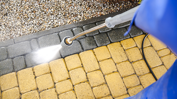 Power Pressure Cleaning - Matrix Exteriors